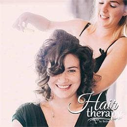 Hair Salon Graphic Design