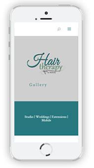 Hair Salon Website Design & Development